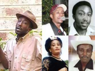 Mugithi artistes 1 333x250 - From De'Mathew to Queen Jane: Mugithi artistes who have died