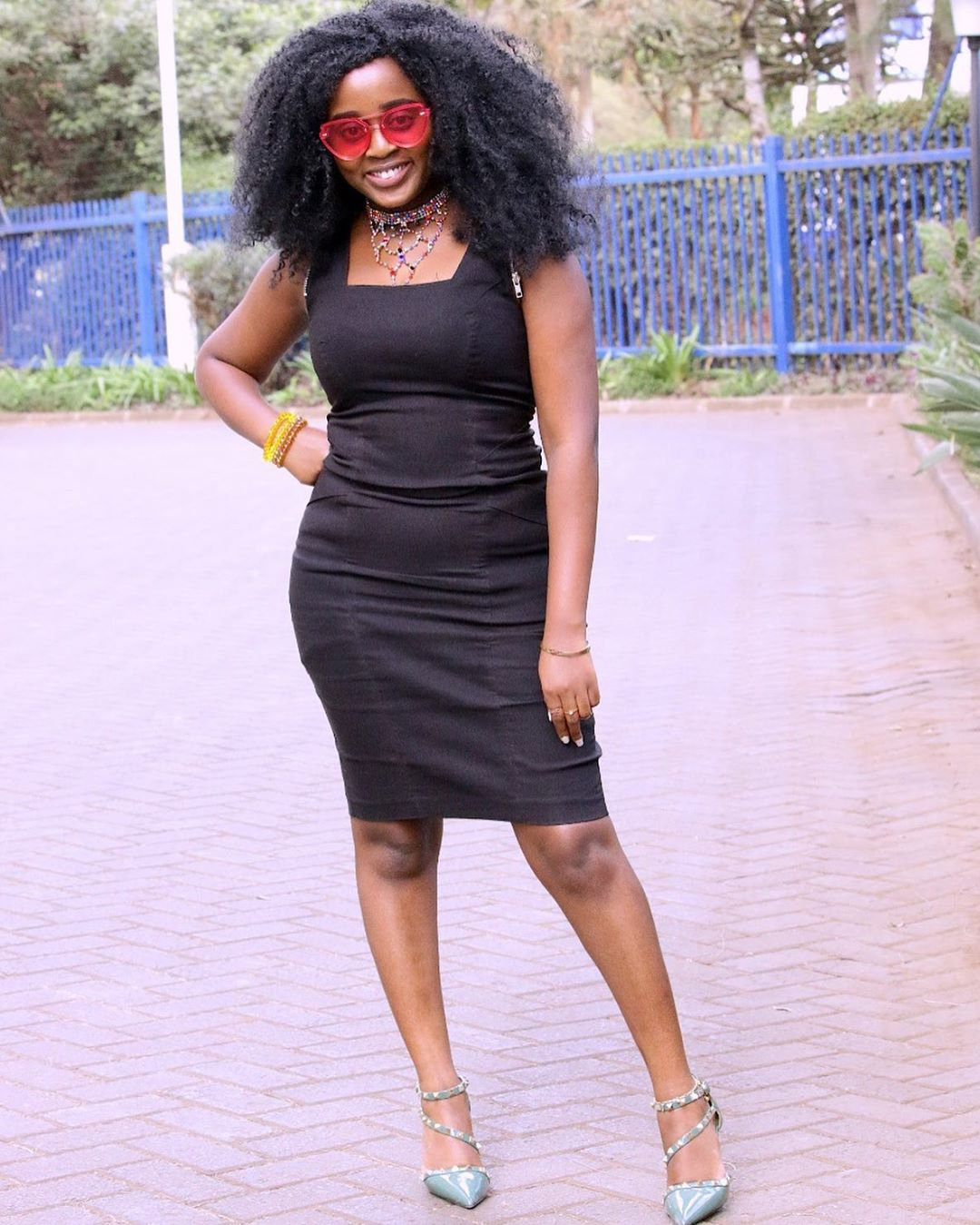 Nadia Mukami - 'I was told I couldn't be a celeb for not having hips,' cried Nadia Mukami