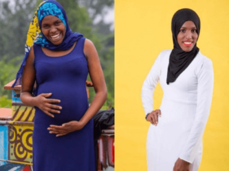 Nsara Zeddy 1 333x250 - 'If you beg for a pregnancy, you will get it!' Fans tell comedienne Nasra