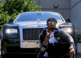 Diamond Rolls Royce