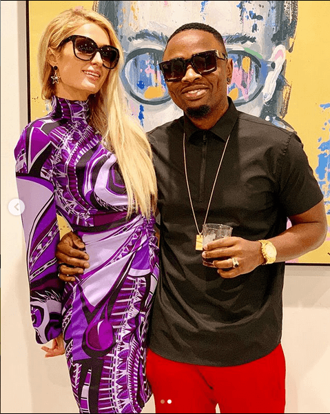Screenshot from 2019 08 07 08 38 52 - Wanasumbua! Governor Joho and Ommy Dimpoz hang out with Paris Hilton