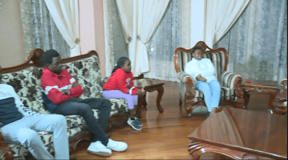 Screenshot from 2019 08 24 19 29 01 - Looks like a palace! Inside DP Ruto plush Karen home (Photos)