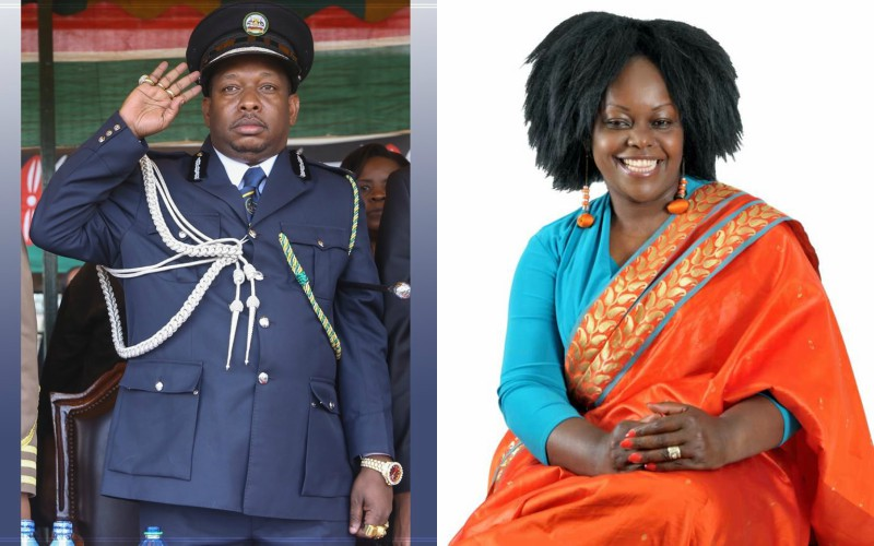 Sonko vs Millie - From Millie Odhiambo to Passris': Here are women Sonko has humiliated publicly