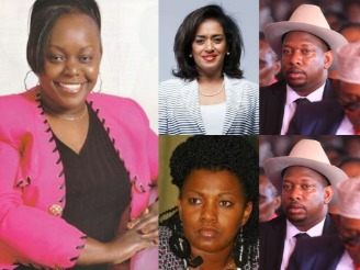 Sonko women 1 - From Millie Odhiambo to Passris': Here are women Sonko has humiliated publicly