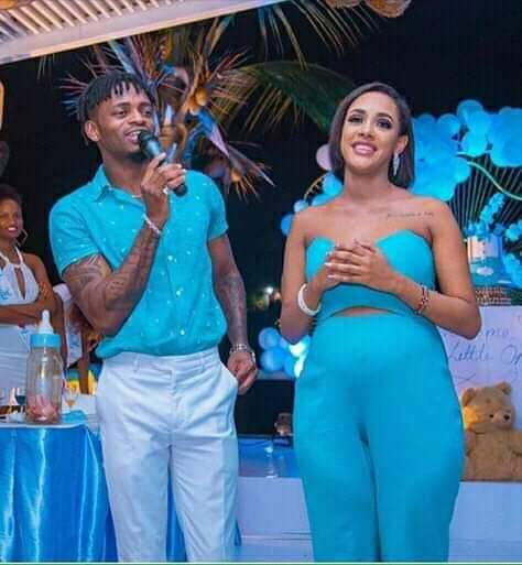 WhatsApp Image 2019 08 26 at 05.58.58 - Alirogwa? Diamond Platnumz does same thing he did to Zari to Tanasha on her special day