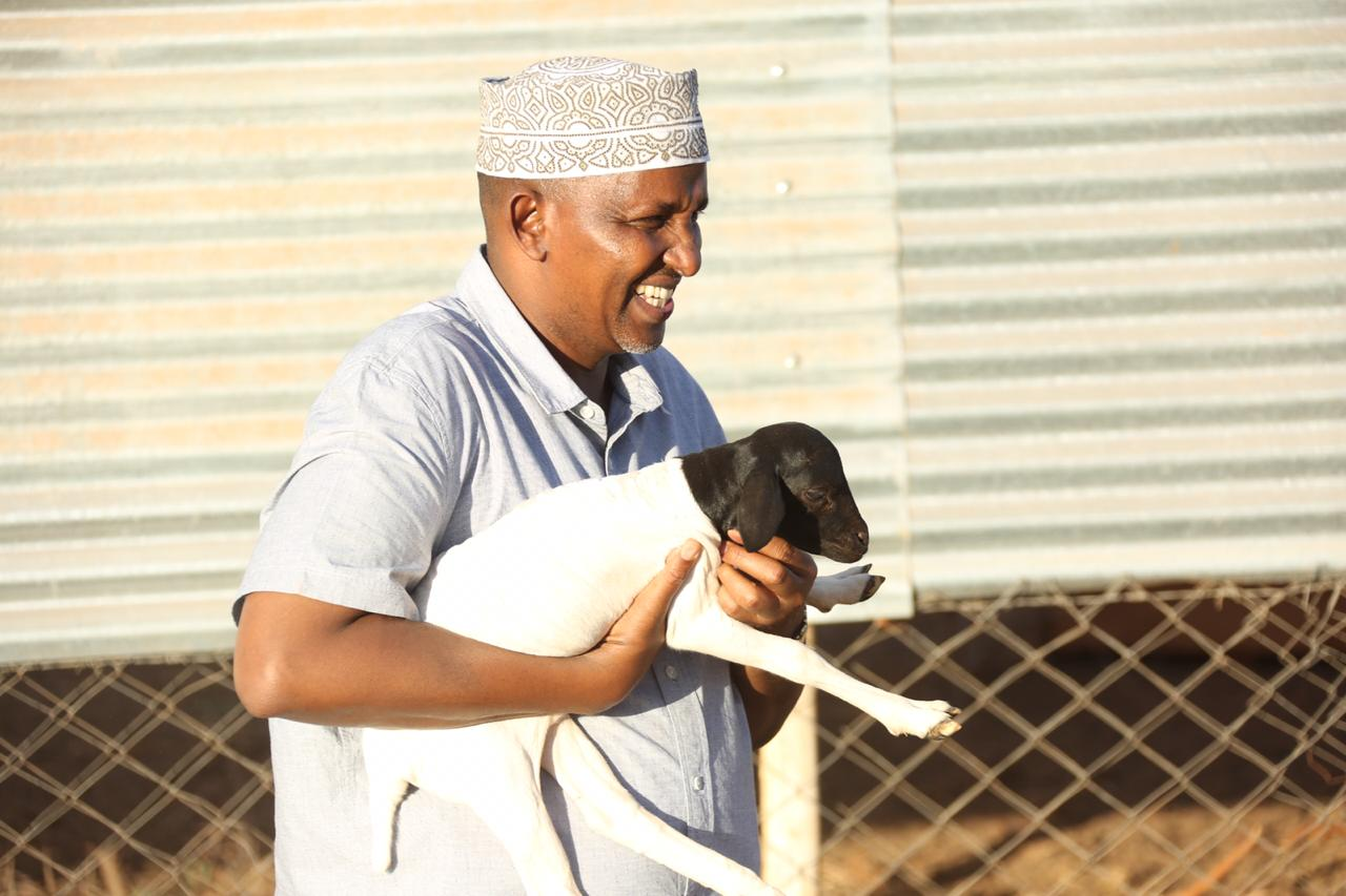 WhatsApp Image 2019 08 26 at 11.45.19 1 - Garissa MP Aden Duale shows his soft side (Photos)