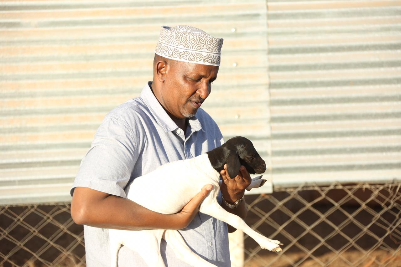 WhatsApp Image 2019 08 26 at 11.45.21 2 - Garissa MP Aden Duale shows his soft side (Photos)