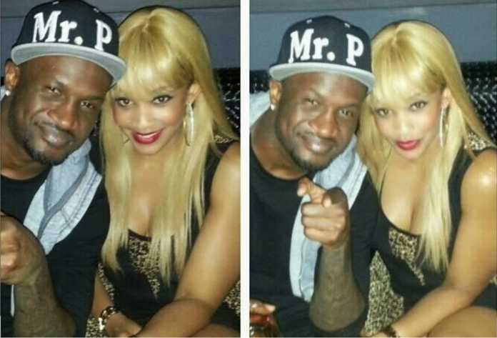 Zari and Mr P - 'Babe you won't regret it,' Peter Psquare tells Diamond's ex Zari to go for a kiss