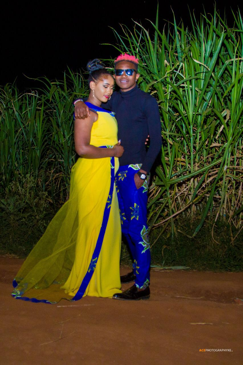 Mr Seed's traditional wedding