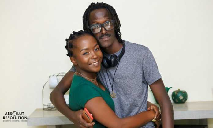 Kansiime with lover