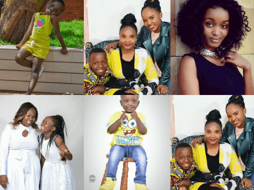 kids 1 2 1 - Check out photos of kids to your favorite gospel artistes