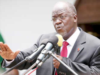 magufuli 333x250 - Are you dating a married man? TZ plans to list all married men