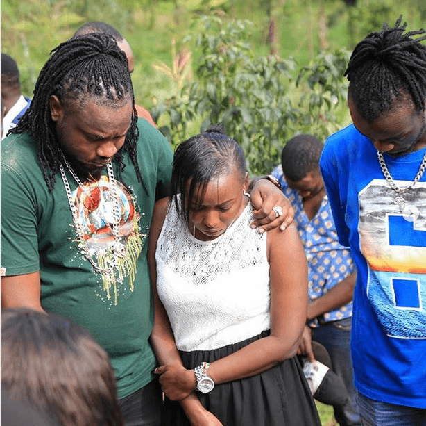 maribe 1 1 - Rest In Peace! Jacque Maribe is mourning (Photos)