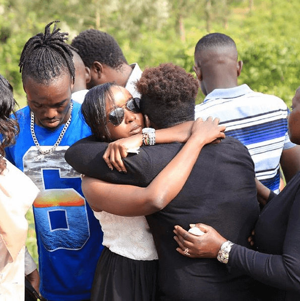 maribe 6 1 - Rest In Peace! Jacque Maribe is mourning (Photos)