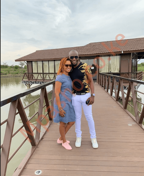 mpasho daddy Owen vacay5 1 - Still in love! Daddy Owen wows wife with birthday vacay in Nanyuki