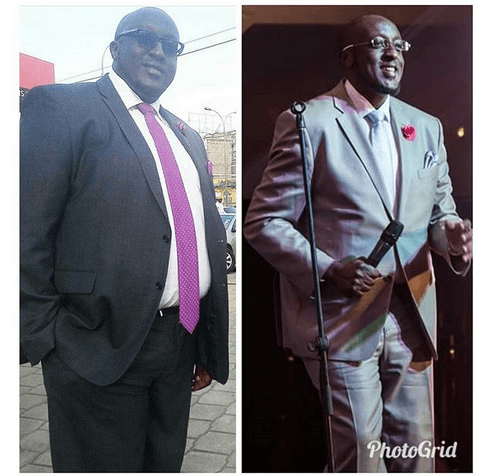 ted kwaka2 - Dead weight! Celebs who look like a Snack after weight loss