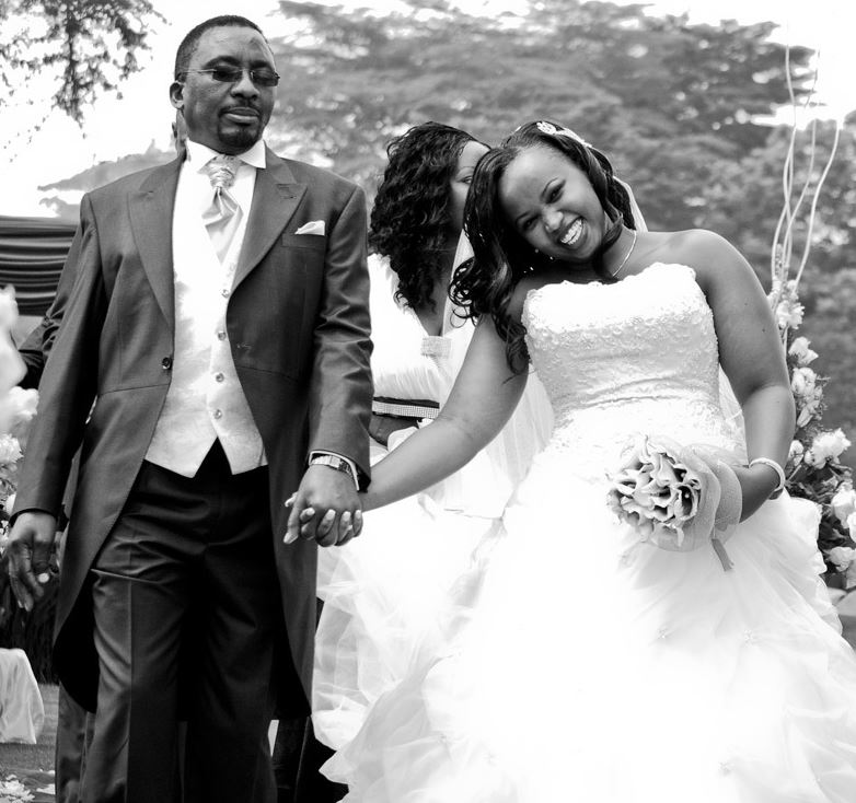wife11 - 'She's educated and beautiful,' Pastor Ng'ang'a on why he chose younger wife