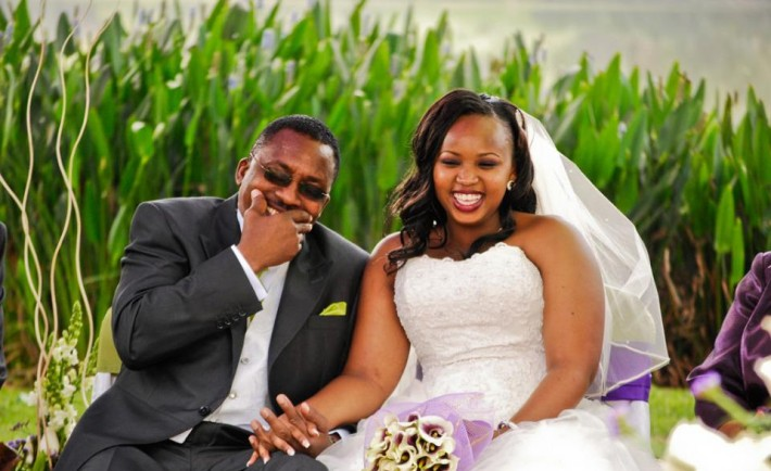 wife2 - 'She's educated and beautiful,' Pastor Ng'ang'a on why he chose younger wife