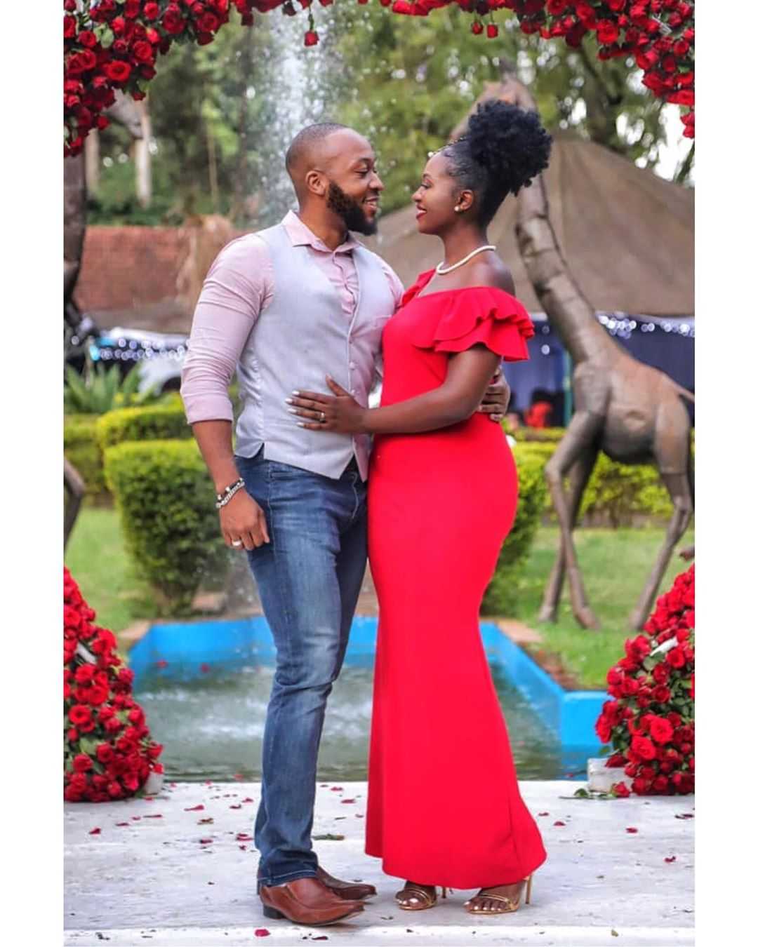 58409297 3076696592348022 8685276515184897047 n - 'We decided to part' Frankie confirms breakup with Maureen Waititu