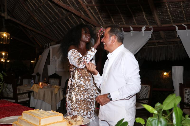 Akothee308 - What is money! Inside Akothee's multi-million party (Photos)