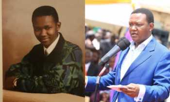 Alfred Mutua governor 350x210 - 'I left my parents in a wooden shack with soil flooring,' Alfred Mutuashares touching life story
