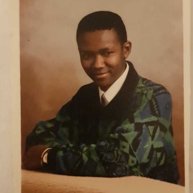 Alfted Mutua - 'I left my parents in a wooden shack with soil flooring,' Alfred Mutuashares touching life story