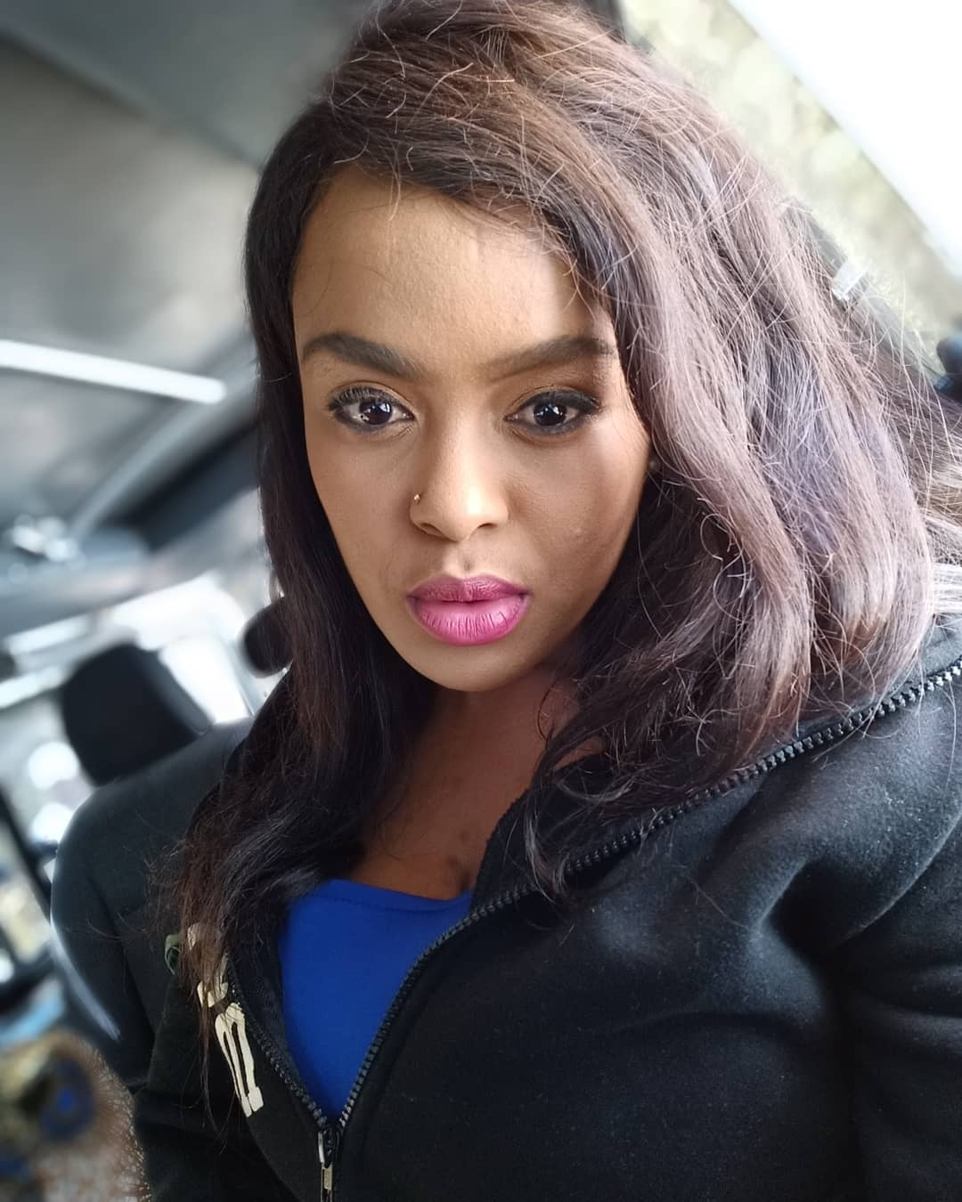 Avril Kenya - Wololo! Singer Avril trolled for makeup gone wrong (Photo)