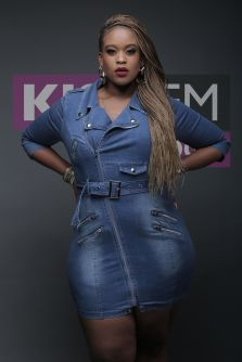B.Background.Branded 1 - They are coming in hot! Photos of Kibe and Kamene as they start at Kiss FM
