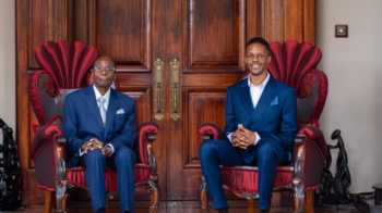 Chatunga e1567751455484 350x196 - Read the last message of Robert Mugabe's son before his death