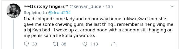 DRugged 2 1 - 'He was in ICU for a week,' Kenyans narrate being drugged in clubs