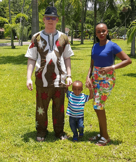 Isaac Mwaura 22 2 - A list of Kenyan celebrities who have lost their kids in recent years