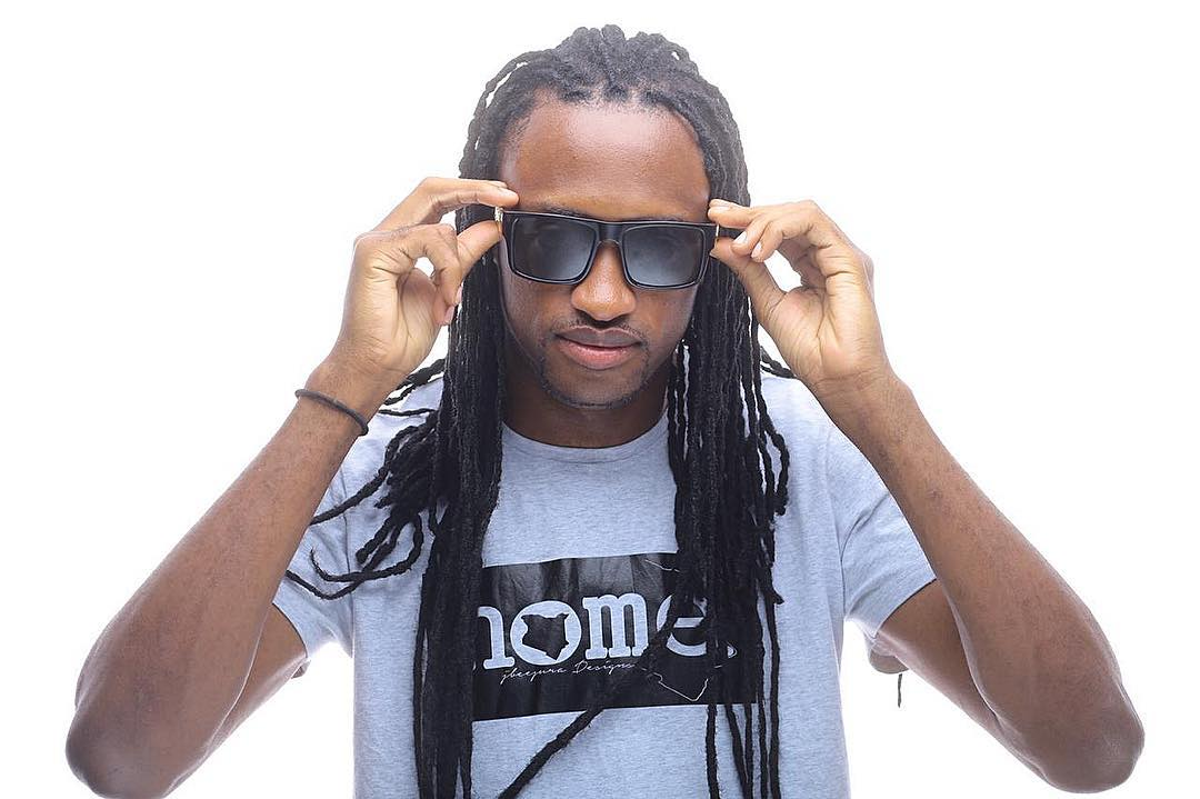 J blessing - Hide your baes: Kenyan celebrities looking like a shnack in dreads
