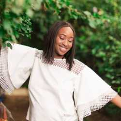 Janet Mbugua 1 250x250 - See God! Janet Mbugua's son turns a year older after difficult child birth