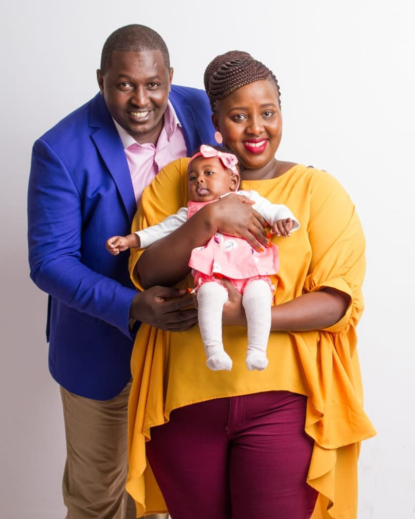 Kamami Terence - A list of Kenyan celebrities who have lost their kids in recent years