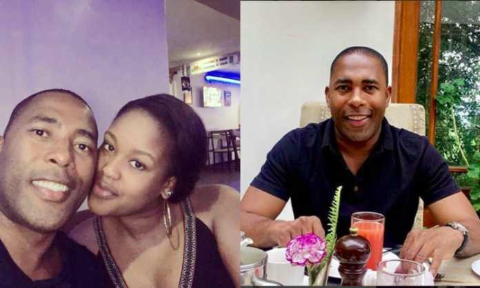 Kamene Goro with ex lover