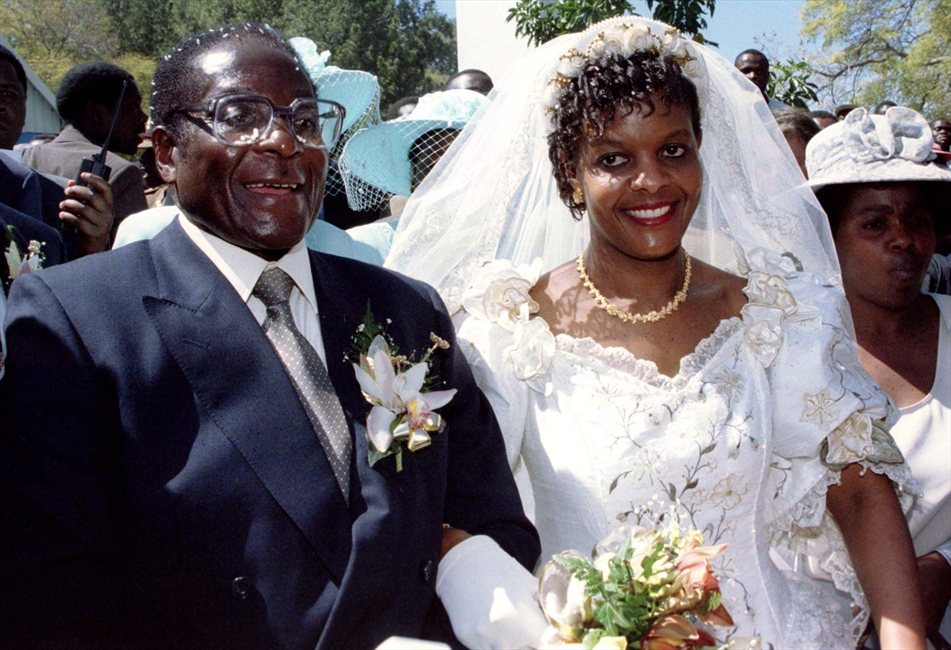 MUgabe 2 - Photos of the two women Robert Mugabe loved to his death