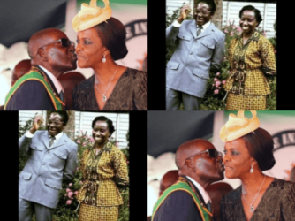 Mugabe Grace Sally 1 1 1 334x250 - Photos of the two women Robert Mugabe loved to his death