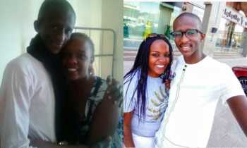 Njugush and wife 350x210 - 'I'm so lucky to be in your life,' Njugush celebrates wife's 27th birthday