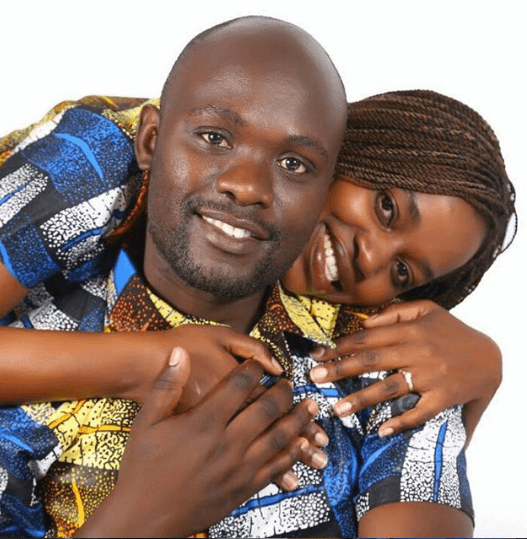 Nyacharo wife 2 - 'I can't send beautiful roses,' message to wife by poet in Nakuru accident