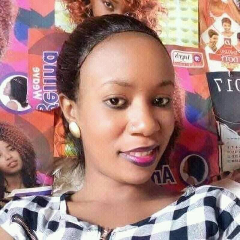 Robina Moraa mpasho1 - Photo of the policewoman stabbed to death at her Eldoret home