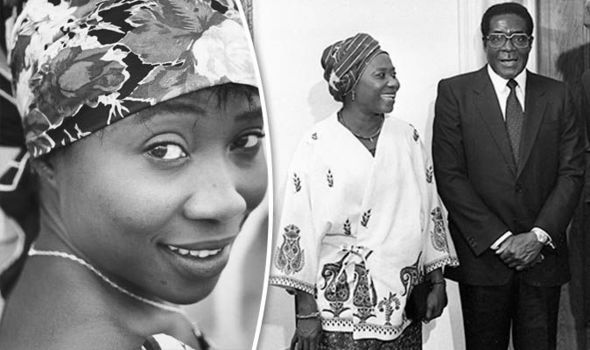 Sally mugabe hayfron who is robert mugabe first wife 880901 - Reunited in heaven! This is Mugabe's other wife you didn't know about