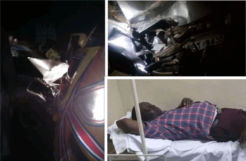 Screen Shot 2019 09 13 at 10.53.38 AM 350x229 - Weeks after John DeMathew's funeral here are photos of Kamande Wa Kioi's accident