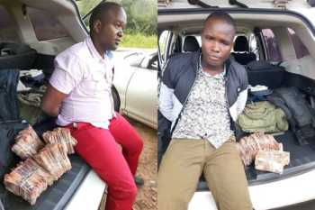 THIEVES 350x233 - 8 Mistakes that led to the arrest of people involved in Ksh 72 million theft