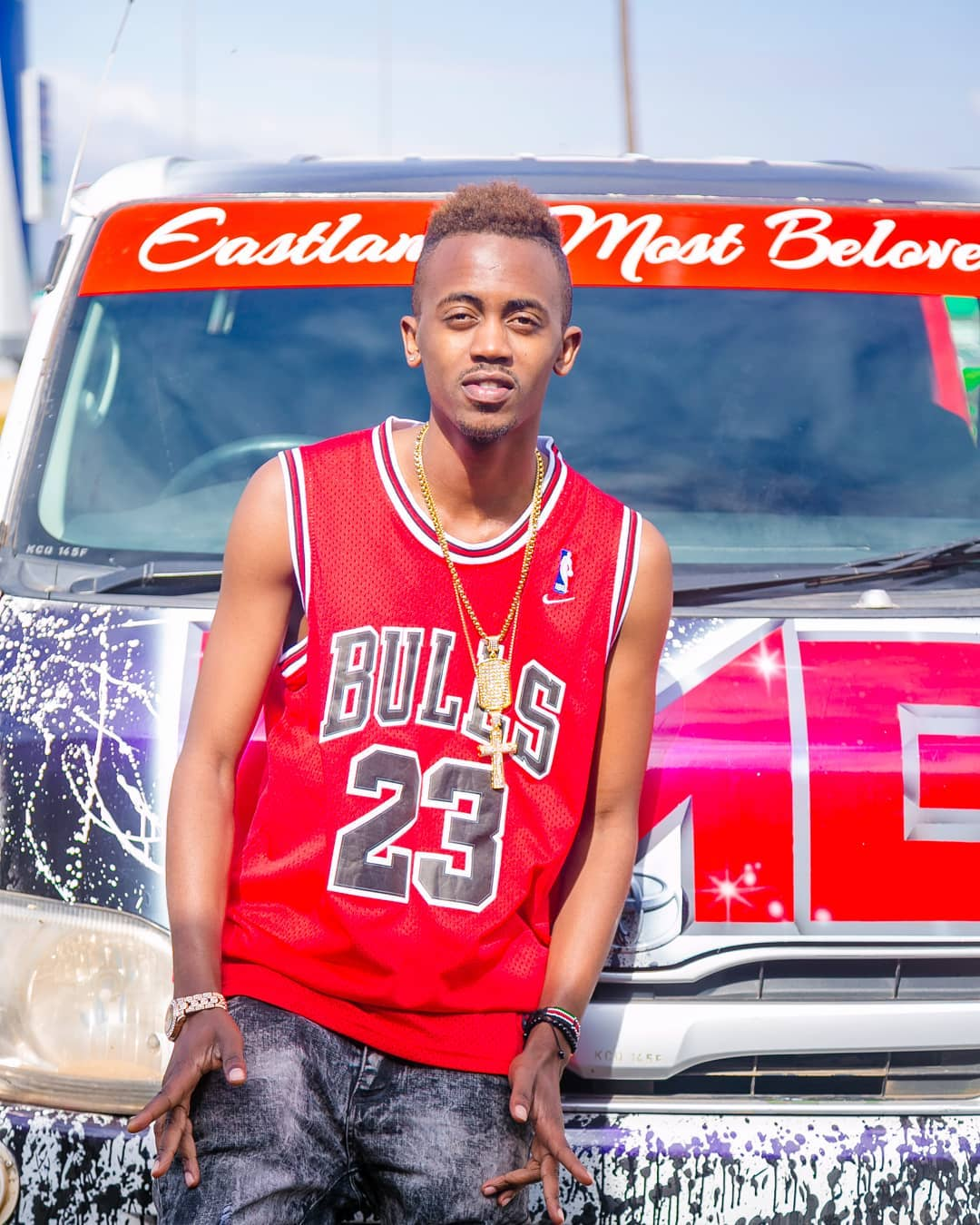 Weezdom 2 - 'Bahati has helped my mum in the past,' Weezdom opens up