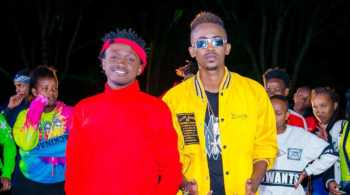 Weezdom e1567579295923 350x195 - 'Bahati has helped my mum in the past,' Weezdom opens up