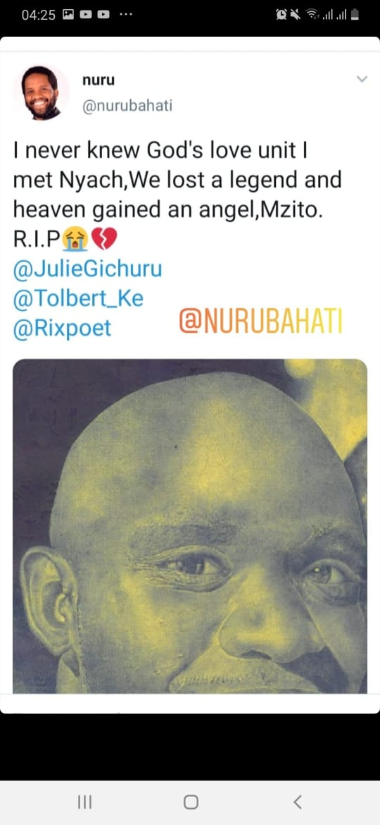 WhatsApp Image 2019 09 02 at 06.53.53 6 - 'I can't send beautiful roses,' message to wife by poet in Nakuru accident