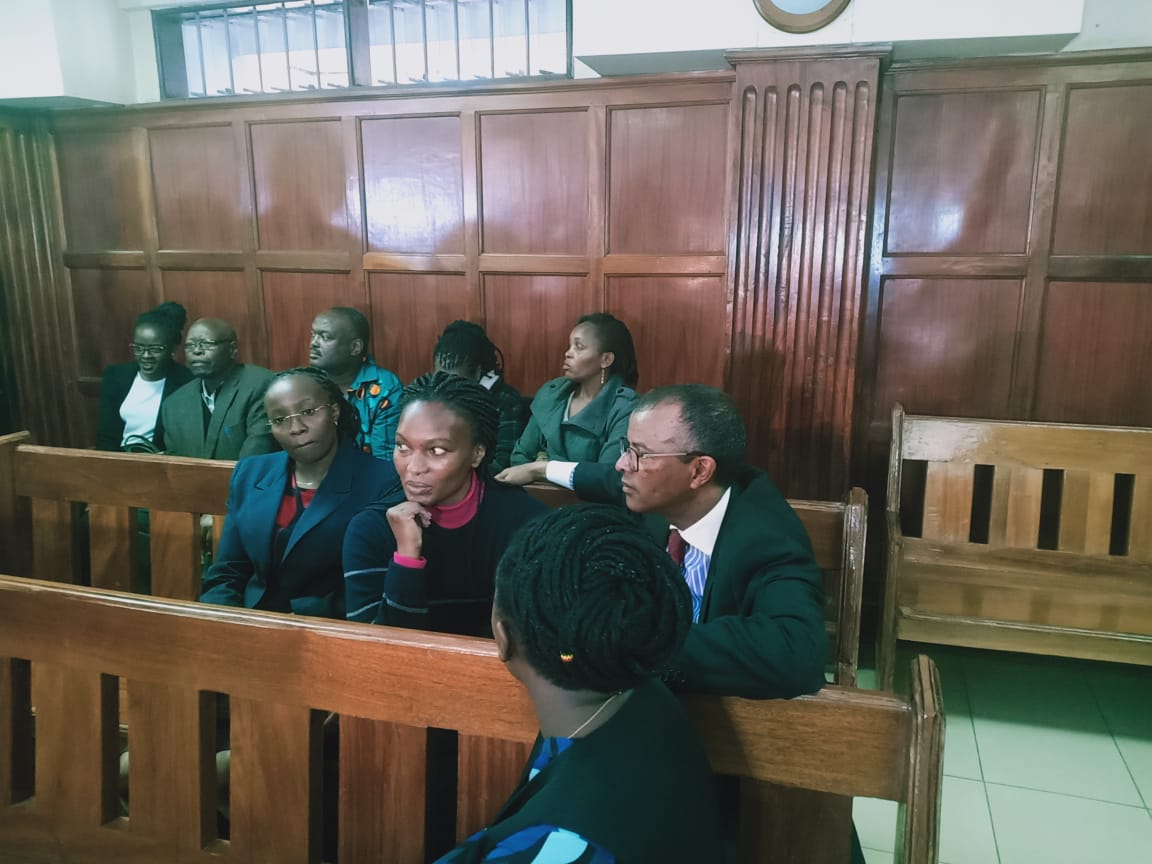 WhatsApp Image 2019 09 12 at 11.56.15 - 'There is no body!' lawyer defends Wairimu, wife of missing Dutch Tob Cohen