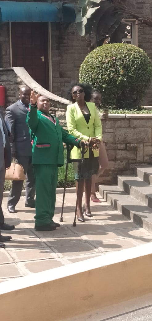 WhatsApp Image 2019 09 18 at 15.03.17 - Wakianika tunafunika! Akothee speaks out after being frozen in parliament