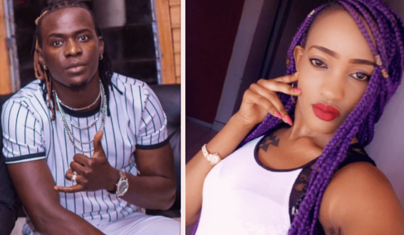 Willy Paul Susan Mwaniki - 'Why I went back to Willy Paul after he beat me up,' ex bae Susan Mwaniki