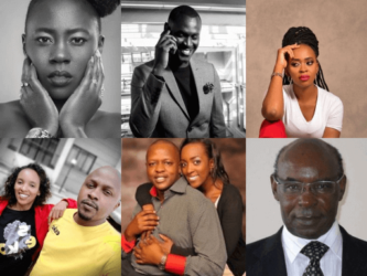 celebritiessss 1 333x250 - A list of Kenyan celebrities who have lost their kids in recent years